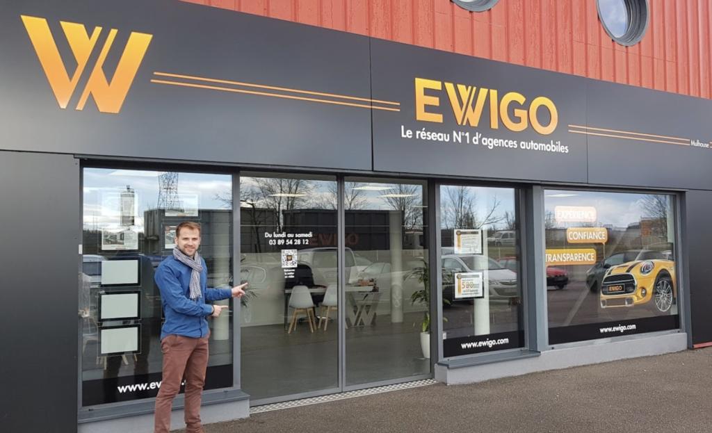 Ouverture agence ewigo Mulhouse