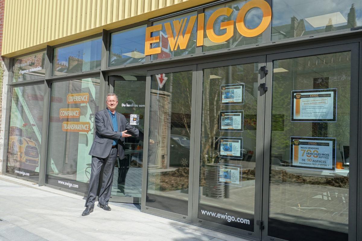 Photo Ouverture Agence Ewigo Amiens