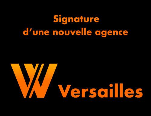 Signature d'une nouvelle agence