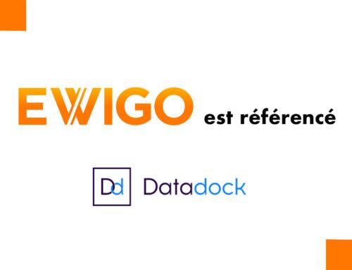 Ewigo est référencé DataDock.