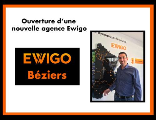 Ouverture d'une nouvelle agence Ewigo à Béziers.