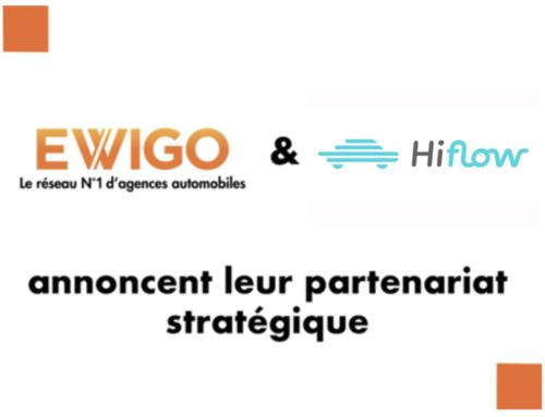 Ewigo et Hiflow font route ensemble pour un service livraison sur mesures et personnalisé 🚘