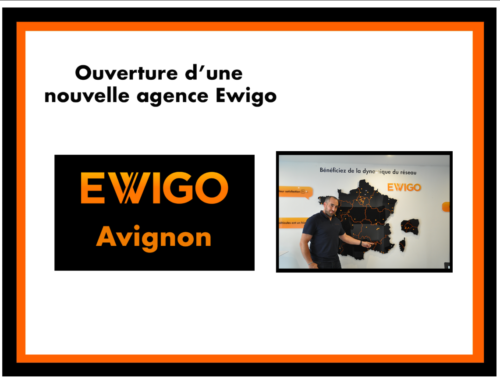 Une nouvelle agence Ewigo à Avignon !