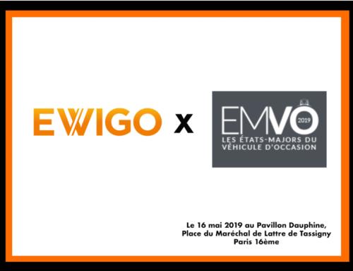 Participation d'Ewigo à la 8ème édition des EMVO (États-Majors du Véhicule d'Occasion)