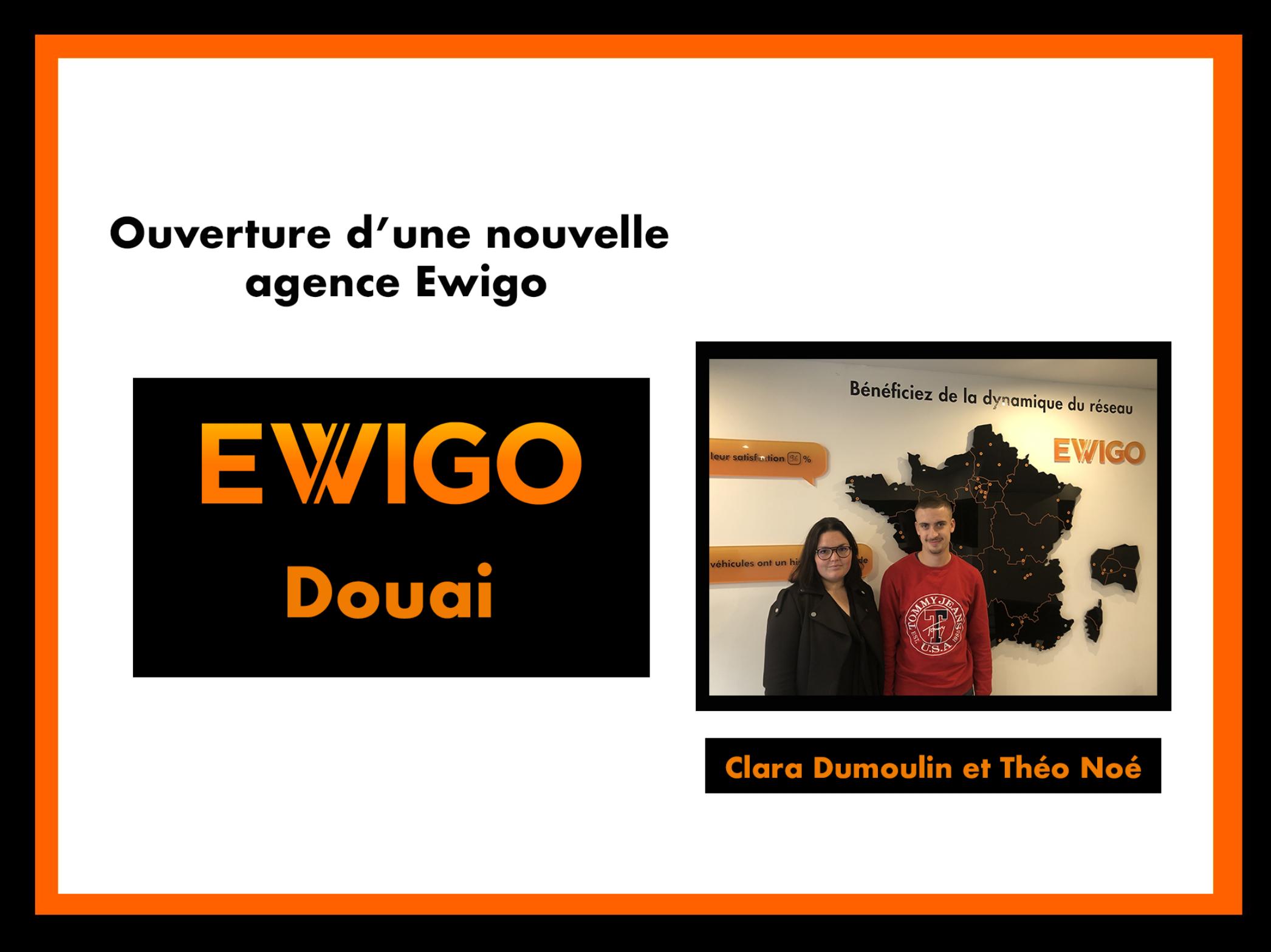 Ewigo ouvre ses portes à Douai