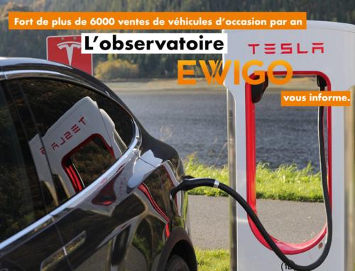 Vers un boom des ventes de voitures d'occasion électriques ?