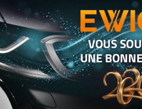 En route pour 2020 avec Ewigo !