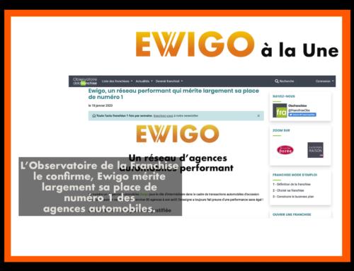 Pour l'Observatoire de la Franchise, Ewigo mérite largement sa place de numéro 1.
