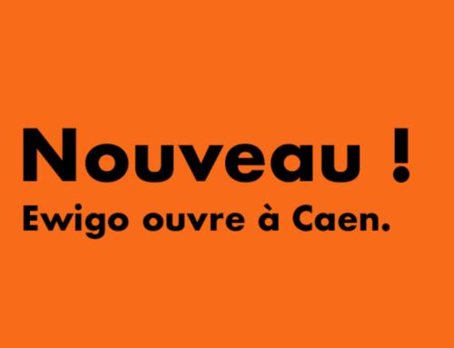 Une nouvelle agence Ewigo s'établira prochainement à Caen.