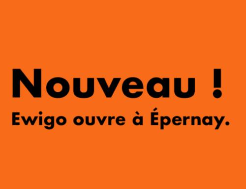 Une nouvelle agence Ewigo s'établira prochainement à Épernay .