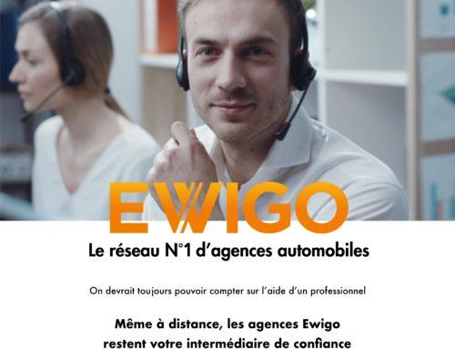 Même à distance, les agences Ewigo restent votre intermédiaire de confiance pour vos projets automobiles !