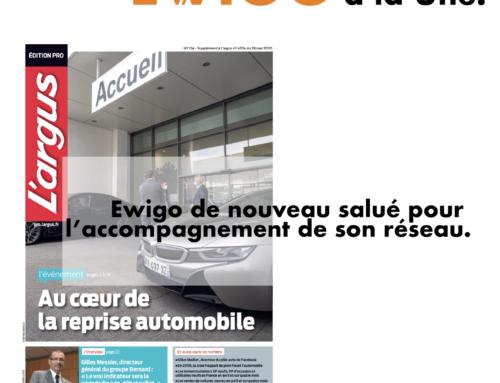 L'Argus sollicite Ewigo afin d'aborder l'accompagnement des franchisés durant la crise sanitaire.