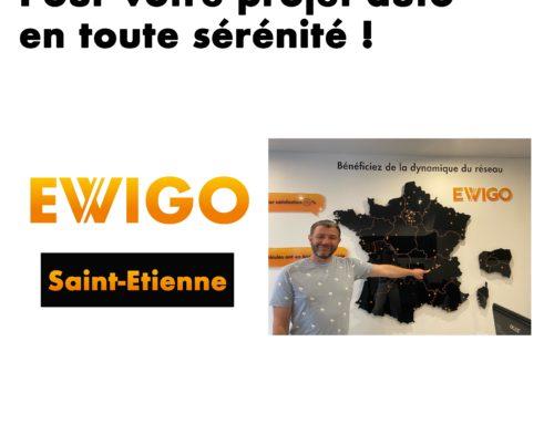 Ewigo ouvre une agence à Saint-Etienne !