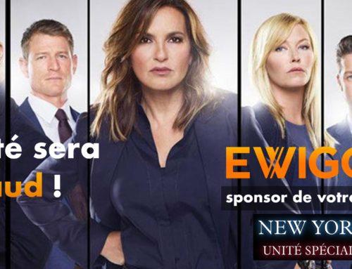 Ewigo vous présente votre série US, New York, unité spéciale