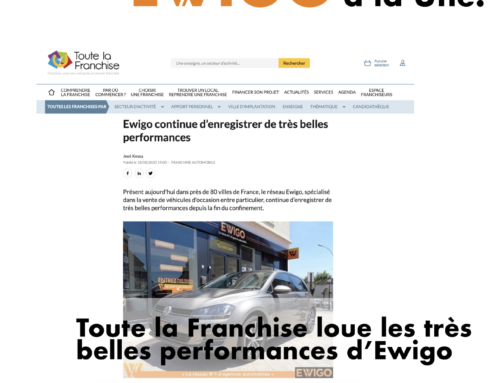 Toute la Franchise loue les très belles performances d'Ewigo