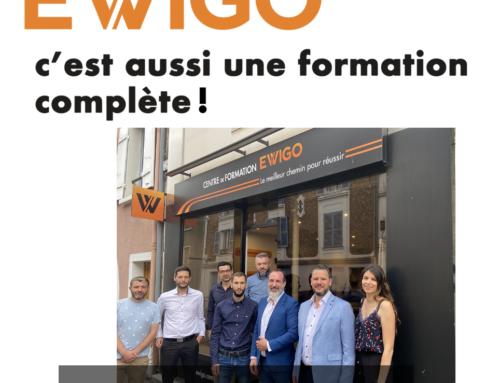 Depuis 6 ans, Ewigo dispense une formation de qualité à ses franchisés !