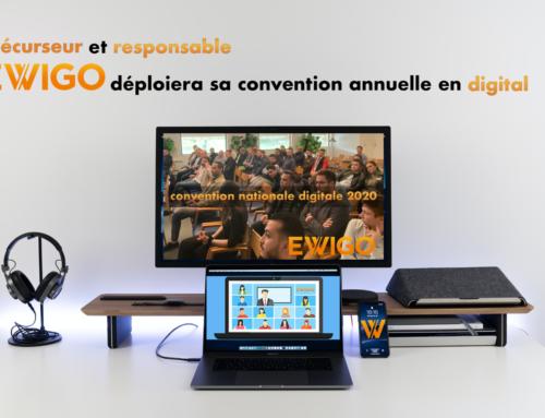 Ewigo organisera sa convention annuelle au moyen du digital