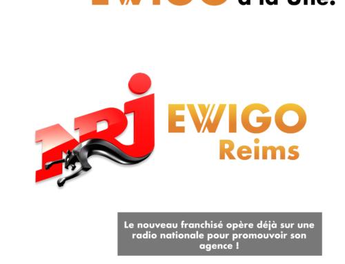 Ewigo Reims fait sa pub sur NRJ !