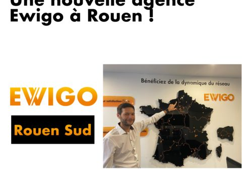 La nouvelle agence Ewigo à Rouen ouvre cette semaine !