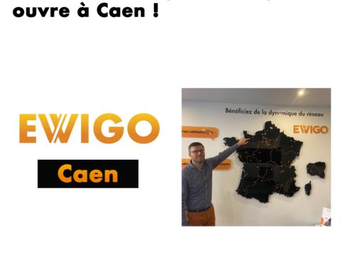 🆕 Une nouvelle agence Ewigo ouvre à Caen !