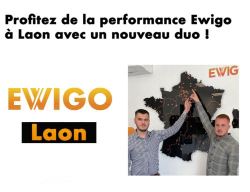 Dans les Hauts-de-France deux amis deviennent ambassadeurs Ewigo !