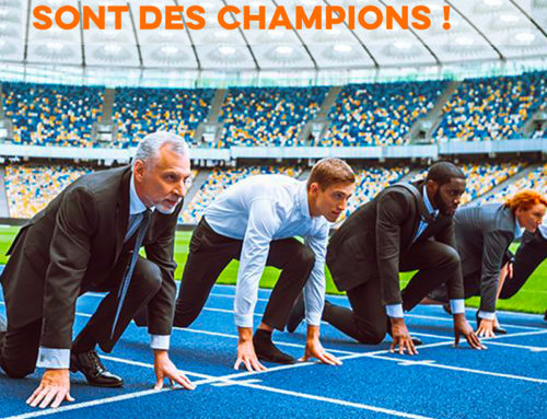 🥇 Nos franchisés sont des champions !