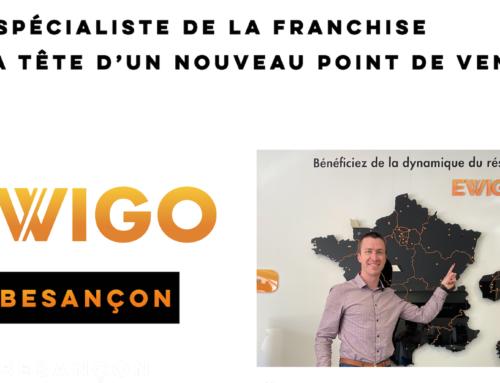 Ce serial entrepreneur choisi Ewigo pour sa nouvelle aventure !